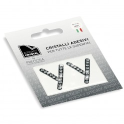 STICKY CRYSTAL® COLLECTION LETTERA Y