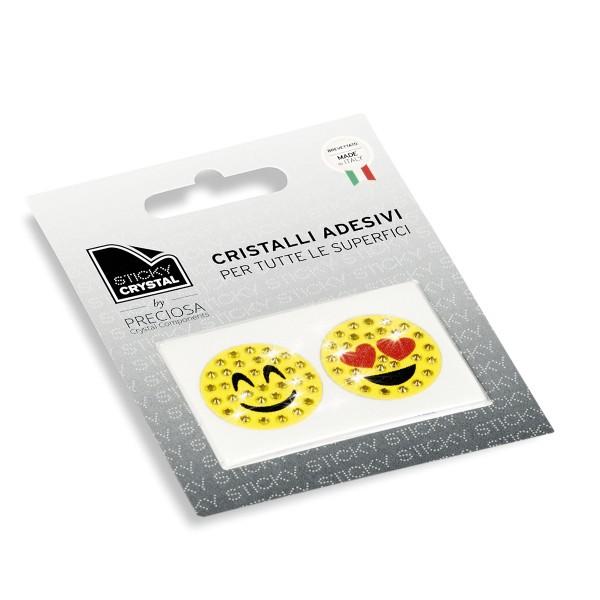STICKY CRYSTAL® COLLECTION ARTDESIGN SMILES