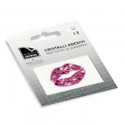 STICKY CRYSTAL® COLLECTION ARTDESIGN KISS e BOCCA