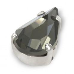 DROP MM13x8 SCHWARZ DIAMOND-SILVER-5PZ