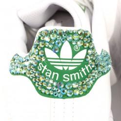 Adidas Stan Smith Fireway con strass Preciosa