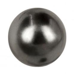 PERLA TONDA MM8 DARK GREY-40PZ