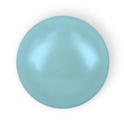 MEZZA PERLA TONDA MM6 LIGHT BLUE HOT FIX-144PZ