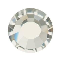 PRECIOSA THERMOADHESIVE SS30 (6, 5 mm) BLACK DIAMOND-Pack of 144