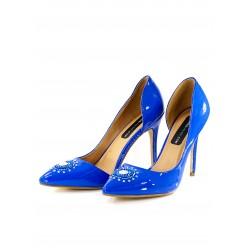 BLUE STILETTO Mit Zubehör PRECIOSA TG 39